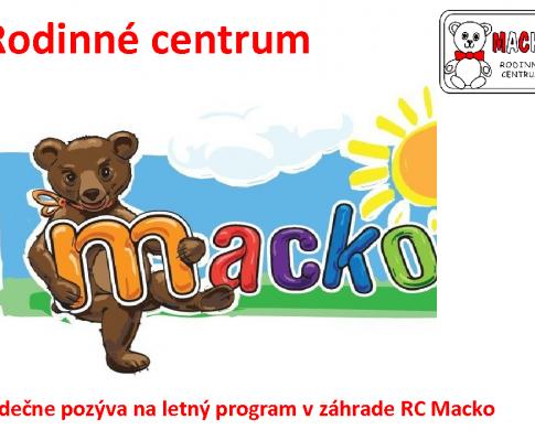 Program na leto 2017